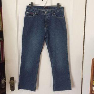 Tommy Hilfiger Cropped Jean